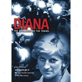 Diana The Witness In The Tunnel Dvd
