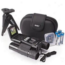 Digital Camera & Binoculars Kit