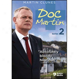 Doc Martin Series 2 Dvd
