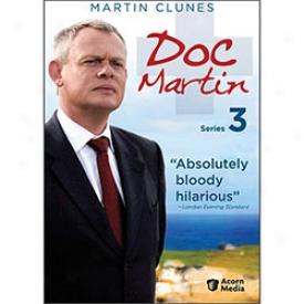 Doc Martin Succession 3 Dvd