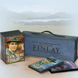Doctor Finlay Completed Collection Dvd