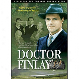 Doctor Finlay Set 1 Winhing The Peace Dvd