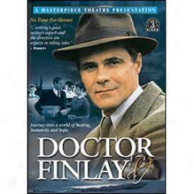 Doctor Finlay Set 3 oN Time For Heroes Dvd