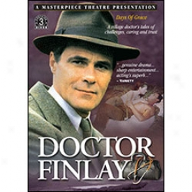 Doctor Finlay Set 4 Days Of Grace Dvd