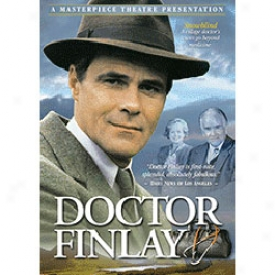 Doctor Finlay Snowblind Dvd