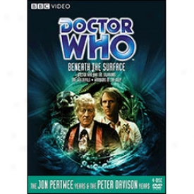 Doctor Who Beneath The Surface Dvd