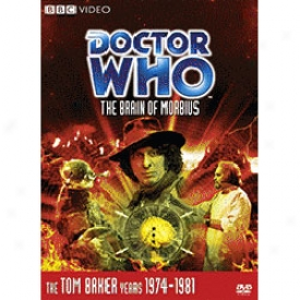 Doctor Who Brain Of Morbius Dvd