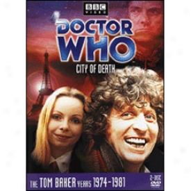 Doctor Who City Of Death Dvd