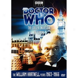 Doctor Who Dalek Invasion Of Earth Dvd