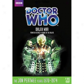 Doctor Who Dalek War Dvd