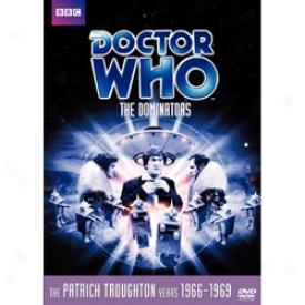 Doctor Who Dominators Dvd