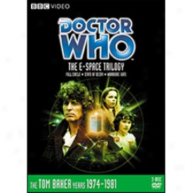 Doctor Who E Space Trilogy Dvd