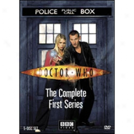 Doctor Who First Series 2005 Dvd