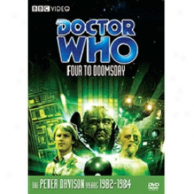 Doctor Who Four To Doomsday Dvd