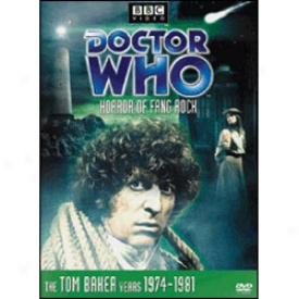 Doctor Who Horror Of Fang Rock Dvd