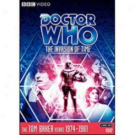 Doctor Who Invasion Of Time Dvd