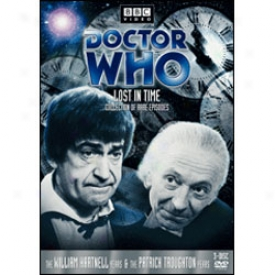 Doctor Wbo L0st In Time Collection Dvd