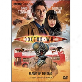 Doctor Who Planet Of The Dead Dvd
