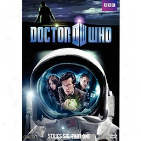 Doctor Who Sixth Series Part The same Dvd Or Blu-ray