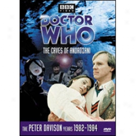 Doctor Who The Caves Of Androzani Dvd
