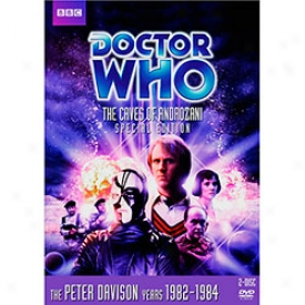 Doctor Who The Caves Of Androzani Special Edition Dvd