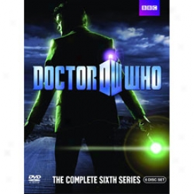 Doctor Who The Complete Sixth Series Dvd Or Blu-ray