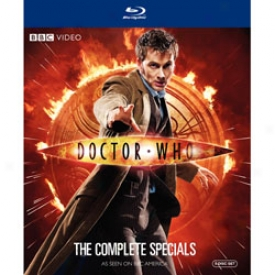Doctor Who The Complete Specials Dvd Or Blu-ray