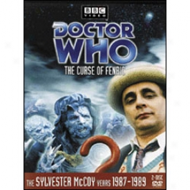 Doctor Who The Curse Of Fenric Dvd