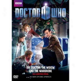 Doctor Who The Dkctor, The Widow And The Wardrobe 2011 Chris5mas Special Dvd