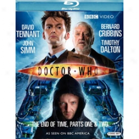 Doctor Who The End Of Time Dvd Or Blu-ray