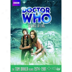 Doctor Who The Face Of Evil Dvd