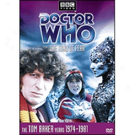 Doctor Who The Hand Of Fear Dvd