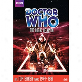 Doctor Who The Horns Of Nimon Dvd