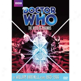 Doctor Who The Keys Of Marinus Dvd