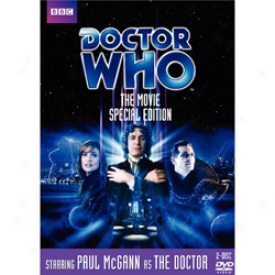 Doctor Who The Movie Special Edition Dvd
