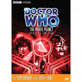 Doctor Who The Pirate Planet Special Edition Dvd