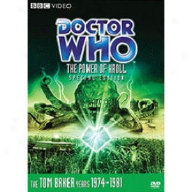 Doctor Who The Powwr Of Kroll Special Edition Dvd