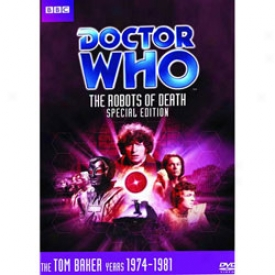 Dooctor Who The Robots Of Death Special Edition Dvd