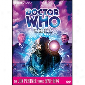 Doctor Who The Sea Devils Dvd