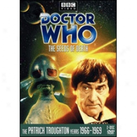Doctor Who The Sesds Of Death Dvd