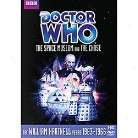 Doctor Who The Space Museum & The Chase Dvd