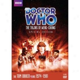 Doctor Who The Talons Of Weng-chiang Dvd
