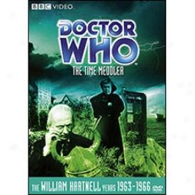 Doctor Who The Time Meddler Dvd