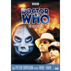 Doctor Who The Dispensation  Dvd
