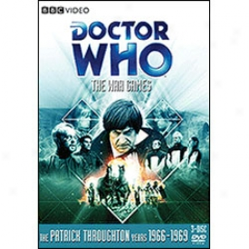 Doctor Who The War Games Dvd