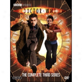 Doctor Who Third Series 2007 Dvd
