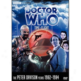 Doctor Who Time Flight Dvd