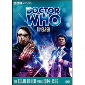 Doctor Who Timelash Dvd