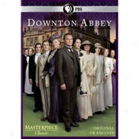 Downton Abbey Dvd Or Blu-rqy