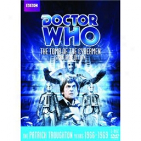 Dr Who The Tomb Of Cybermen Special Edition Dvd